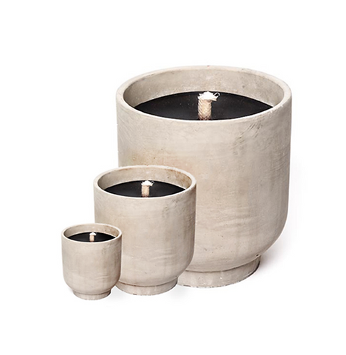 Smooth serie OUTDOOR Candle