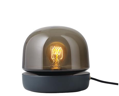 Lampe de table Stone / Céramique - H 19 cm - Menu