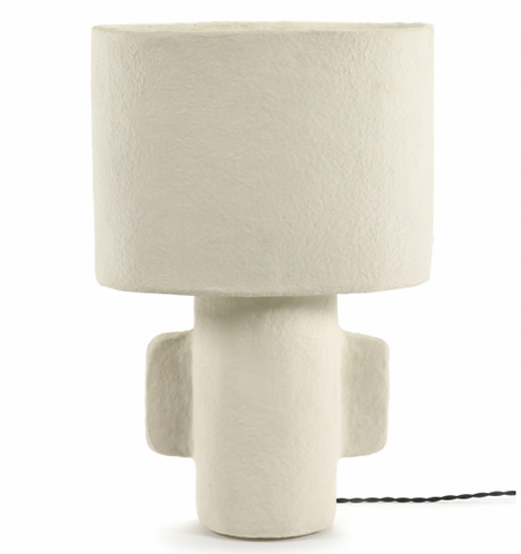 Serax - Lampe WHITE EARTH - h54