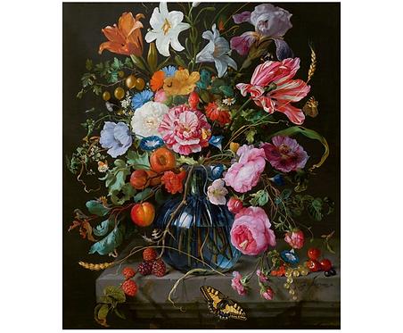 Vase with Flowers - IXXI