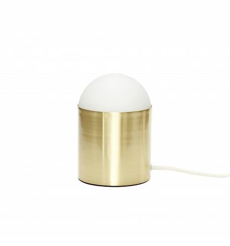 Hubsch petite lampe en laiton