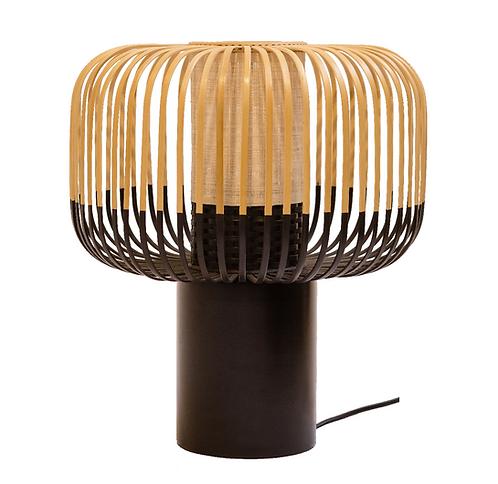 Lampe de table Bamboo Light / H 40 x Ø 35 cm - Forestier