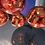 Thumbnail: Suspension Melt Rose Gold / Ø 50 cm - Tom Dixon