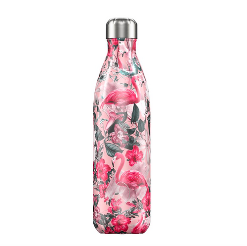Chilly's flamant rose / flamingo 500ml bouteille