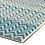 Thumbnail: Roolf Carpet ZIGGY Blue/Beige