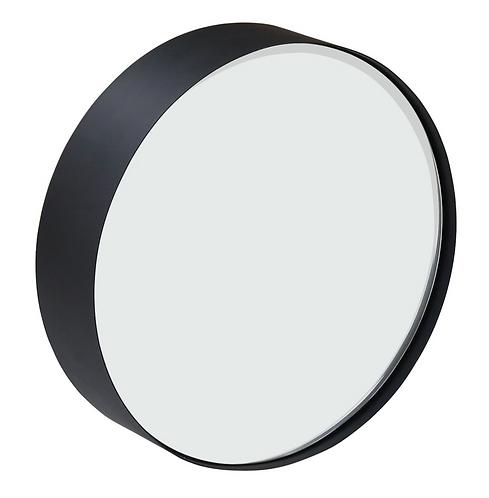 miroir rond Circle noir 59cm