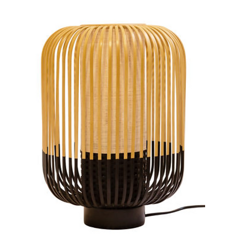 Lampe de table Bamboo Light / H 39 x Ø 27 cm - Forestier
