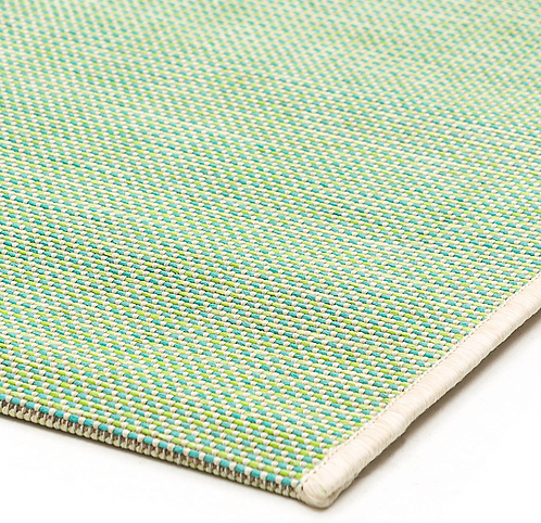 Roolf Carpet Dotty Lime