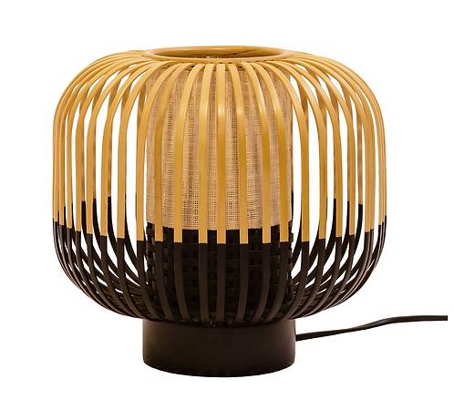 Lampe de table Bamboo Light / H 24 x Ø 27 cm - Forestier