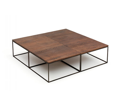 Linteloo LOG table basse