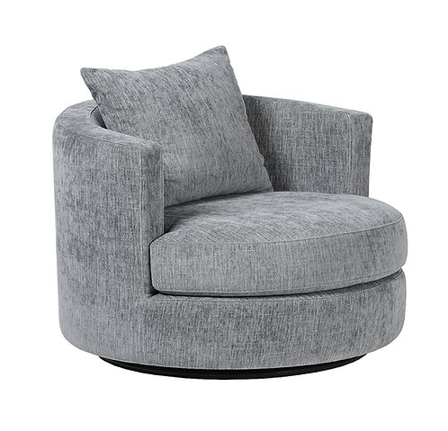 Fauteuil tournant Isidore