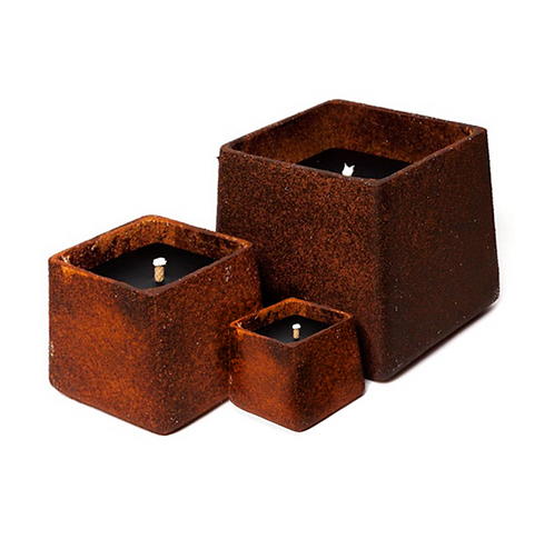 Square serie OUTDOOR Candle
