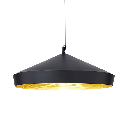 Suspension Beat Flat / Ø 60 x H 20 cm - Tom Dixon