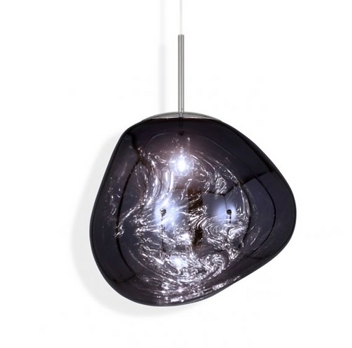 Suspension Melt SMOKE / Ø 50 cm - Tom Dixon