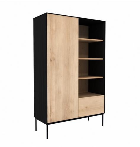 Armoire Chêne Blackbird - 1 porte / 1 tiroir - Ethnicraft