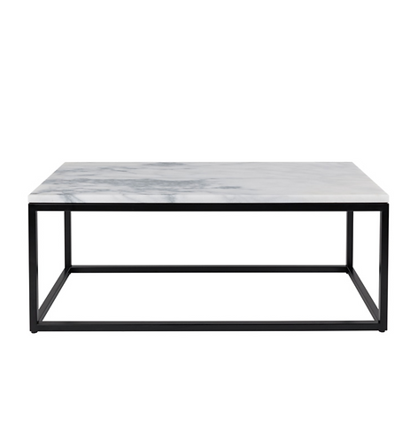ZUIVER table basse marbre