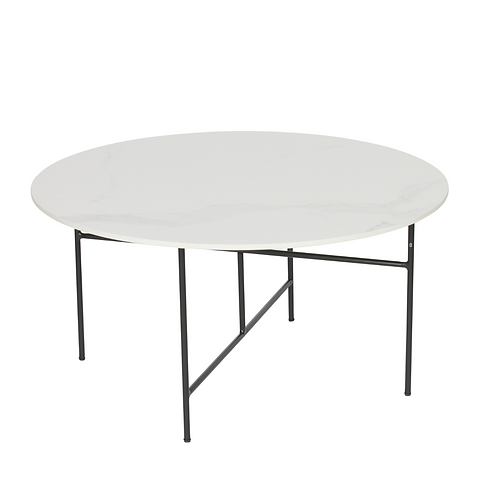 table basse Camille Blanche