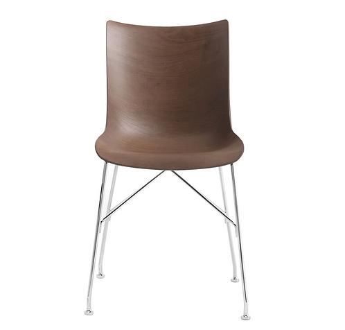 chaise P/Wood - frêne - Kartell