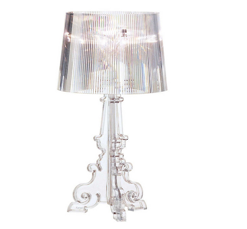 Lampe Kartell Bourgie Cristal