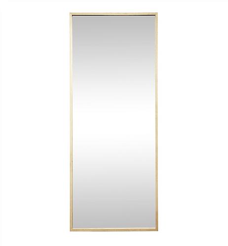 Miroir chêne naturel XLarge Hübsch