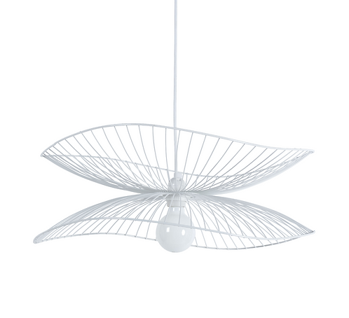Suspension Libellule Small white - Forestier