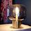 Thumbnail: Lampe de table Laiton Arthur