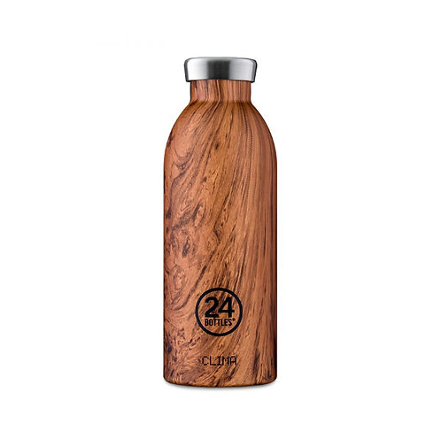 Clima Sequoia Wood 24 BOTTLES - 500ml