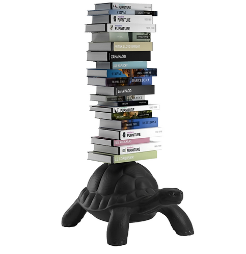 Qeeboo TURTLE CARRY BOOKCASE