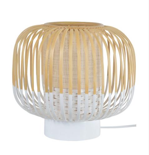 Lampe de table Bamboo Light BALNC/ H 24 x Ø 27 cm - Forestier