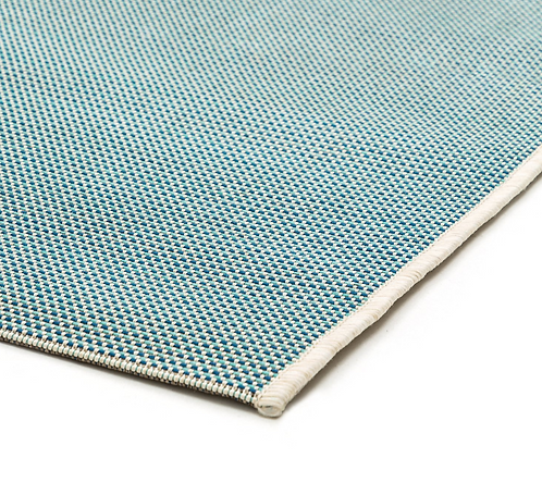 Roolf Carpet Dotty Bleu
