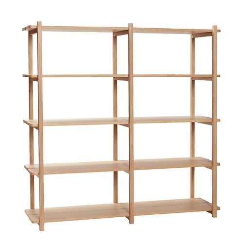 Hübsch étagère bois naturel 150x150
