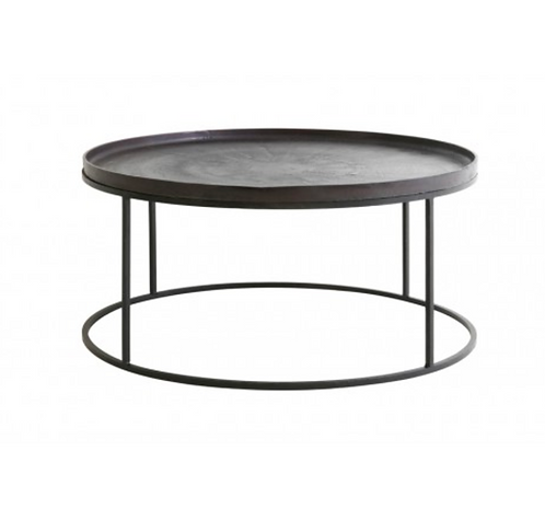 Sienna grey table de salon