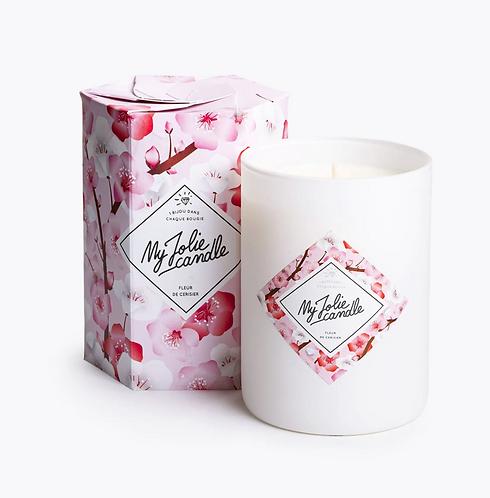My Jolie Candle - Fleur de cerisier - AVEC BIJOU