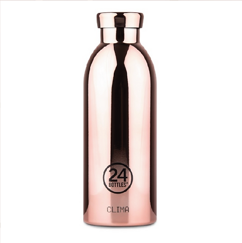 24 Bottle Clima Rose Gold