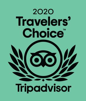 Blue Ridge Seafood Wins 2020 Tripadvisor Travelers' Choice Award for Seafood Restaurant