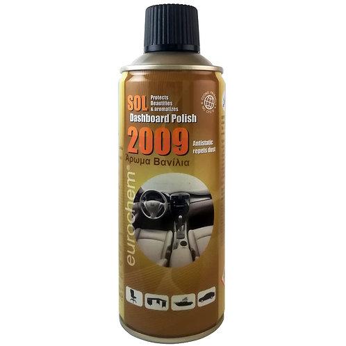 Καθαριστικό - Γυαλιστικό SOL 2009 VANILLA