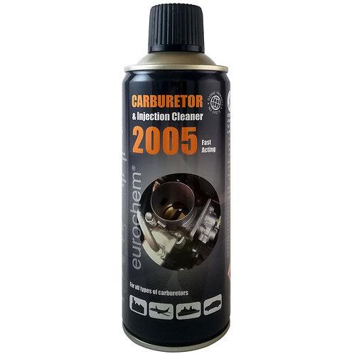 Καθαριστικό εξανθρακωμάτων CARBURETOR 2005