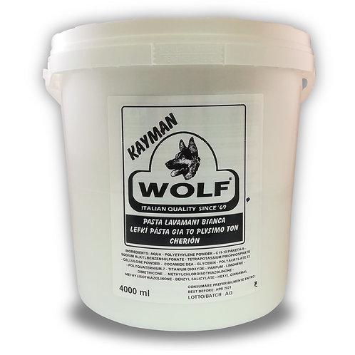 Πάστα καθαρισμού χεριών WOLF, Kayman