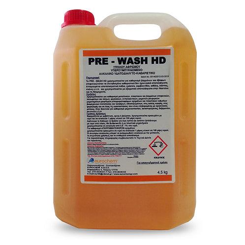 Υγρό γενικού καθαρισμού PRE-WASH HD