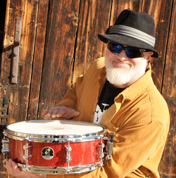 Dale with Drum