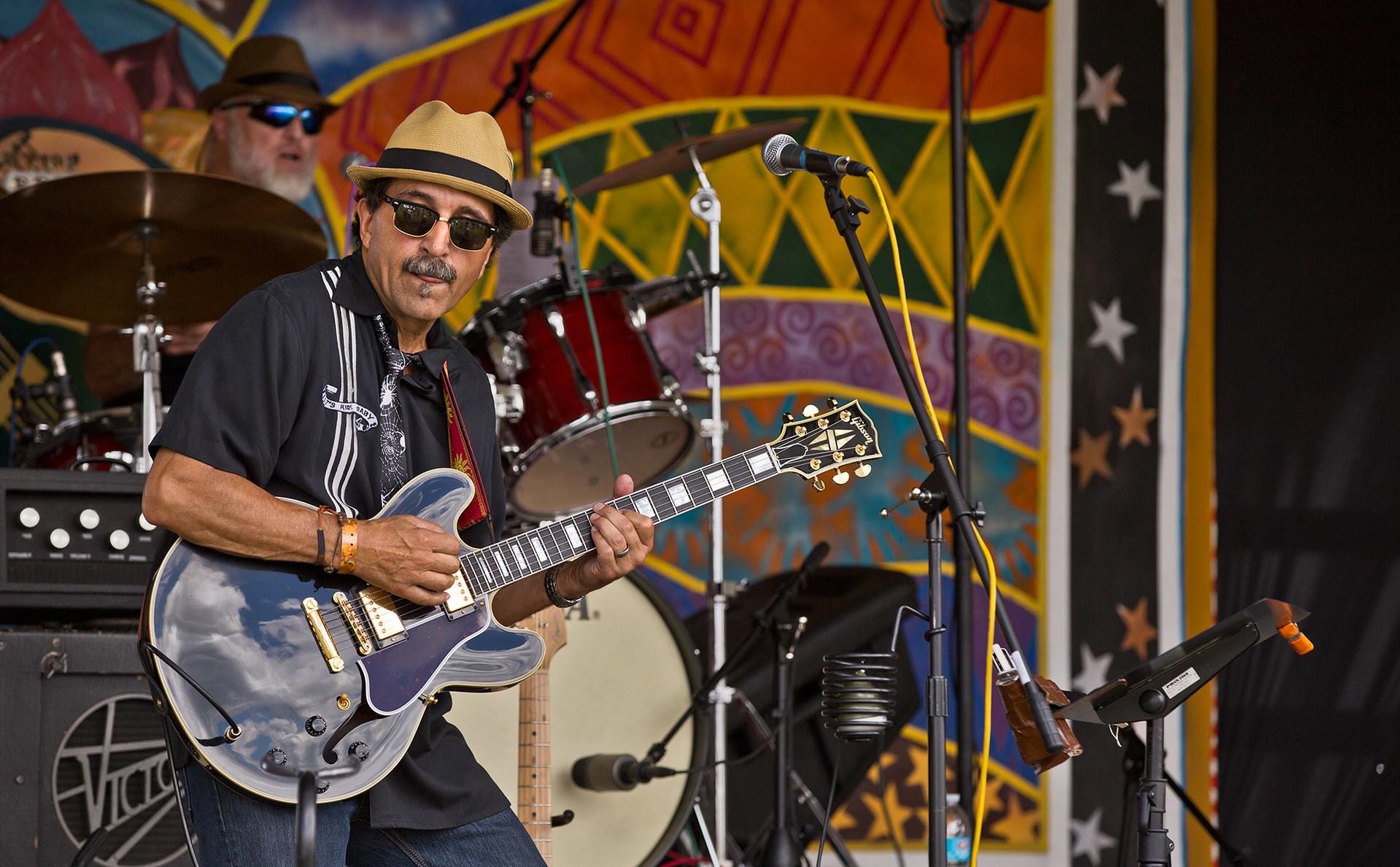 Rockin' the Crestone Music Festival