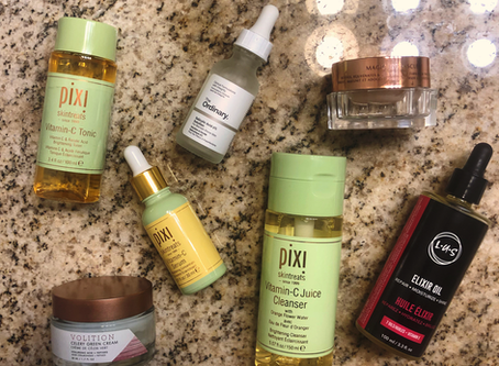 AM Skin Care Routine 7/23