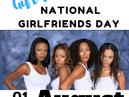 Gift Ideas for National Girlfriends Day