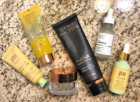 PM Skin Care Routine 7/22