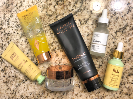 PM Skin Care Routine 7/22