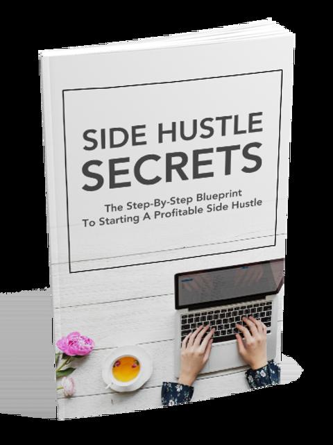 Side Hustle Secrets E-Book