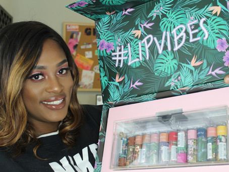 Review: Almay Lip Vibes Collection