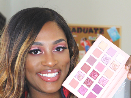Review: Huda Beauty Nude Palette