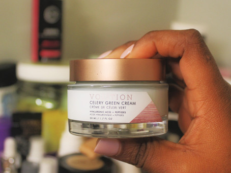 Review: Volition Celery Green Cream