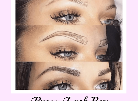 Best Salon To Get A Lash Lift In Atlanta? Review: iBrow iLash Bar